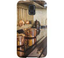 luxury  kitchen Samsung Galaxy Case/Skin