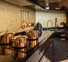 luxury  kitchen by mrivserg