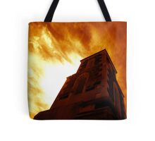 Lara Anglican In Flames ONE Tote Bag