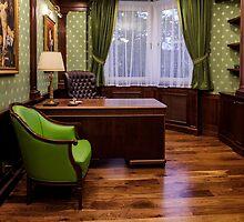 Office of boss by mrivserg
