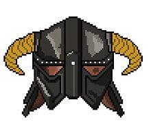 Iron Helm by Brampf