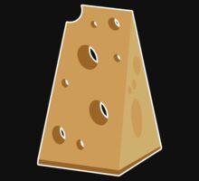 hunk of cheese by stevegrig