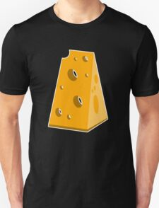 hunk of cheese Unisex T-Shirt