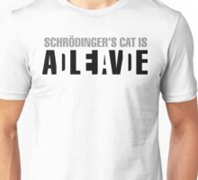 Schrödinger's Cat - Light Unisex T-Shirt