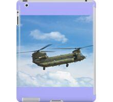 Boeing Chinook HC2 iPad Case/Skin