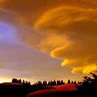 More NZ Skyscapes by John Brotheridge