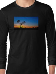 Zip-A-Tree-Doo-Dah Long Sleeve T-Shirt