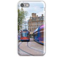 Sheffield Super Tram iPhone Case/Skin