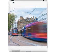 Sheffield Super Tram iPad Case/Skin