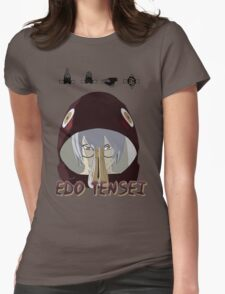 Naruto - Kabuto Snake Edo Tensei Reanimation Womens Fitted T-Shirt
