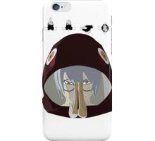 Naruto - Kabuto Snake Edo Tensei Reanimation iPhone Case/Skin