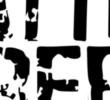 Battle Creek Sticker