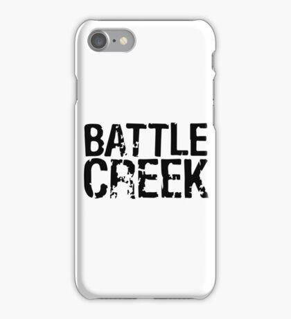 Battle Creek iPhone Case/Skin