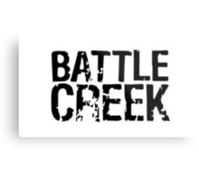 Battle Creek Metal Print