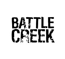 Battle Creek Photographic Print