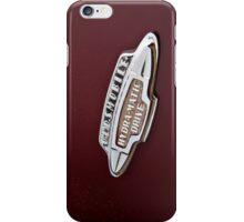 1948 Oldsmobile trunk emblem iPhone Case/Skin