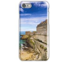 St. Malo iPhone Case/Skin