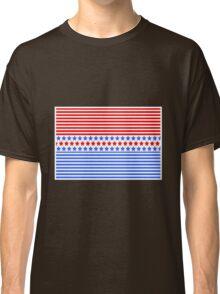 STARS AND STRIPES (RETRO) Classic T-Shirt