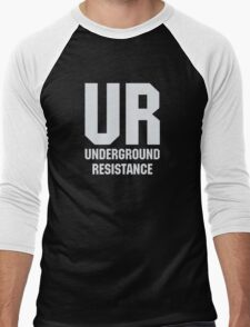 UR Men's Baseball ¾ T-Shirt