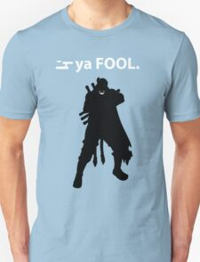 Naruto - Killer B Ya Fool Unisex T-Shirt