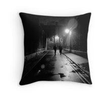 untitled #21 Throw Pillow