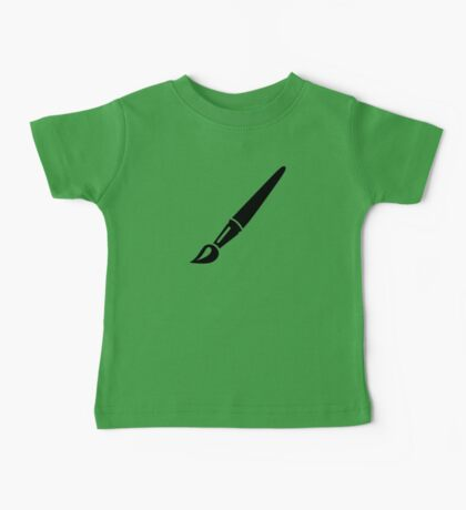 Painter brush Baby Tee