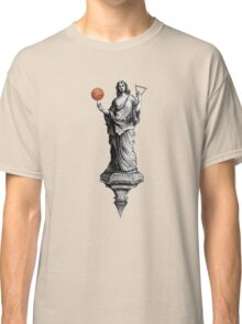 We Built this City on Basketball! Classic T-Shirt