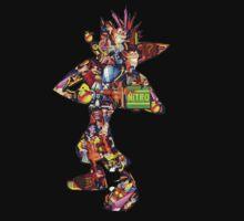 Crash Bandicoot  by PeterParker182