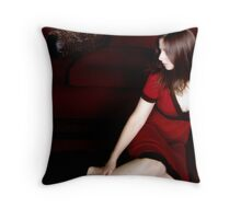 untitled #26 Throw Pillow