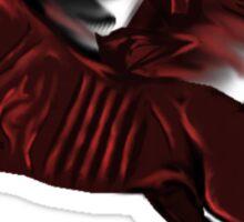 Thestral #Red Sticker