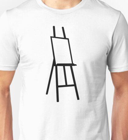 Easel Unisex T-Shirt