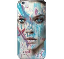 Barbie Paint iPhone Case/Skin