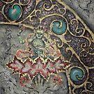 Guru in Lotus by Ti Campbell-Allen