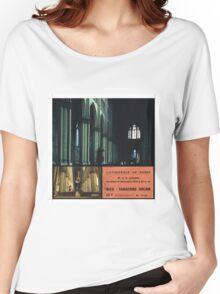 Nico - Reims Cathedral Women's Relaxed Fit T-Shirt