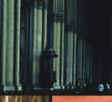 Nico - Reims Cathedral Sticker