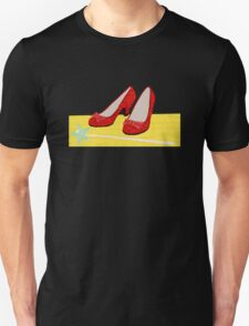 Ruby Slippers Unisex T-Shirt