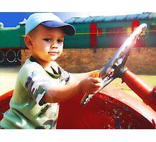 Joshua Photographic Print