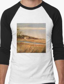 Captain Charlie's Boat House Men's Baseball ¾ T-Shirt
