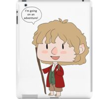 tiny Bilbo iPad Case/Skin