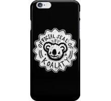 Koalaty iPhone Case/Skin