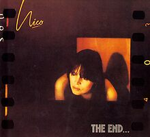 Nico - The End by SUPERPOPSTORE