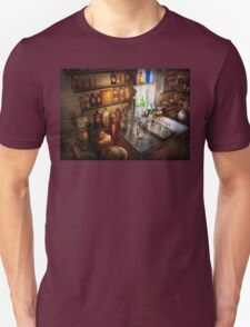 Pharmacist - A little bit of Witch Craft Unisex T-Shirt
