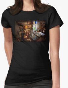 Pharmacist - A little bit of Witch Craft Womens Fitted T-Shirt