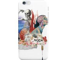 Moodboard Gothic Rock iPhone Case/Skin