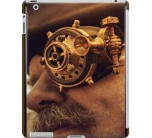 Steam punk pirate iPad Case/Skin