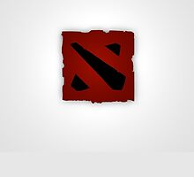 DOTA 2 LOGO HD by dmac226