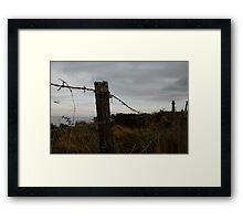 Normandy  Framed Print