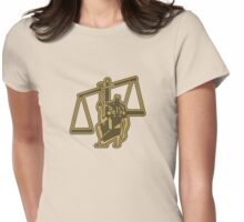 Curse Guild: Sesha-Hebsu Womens Fitted T-Shirt