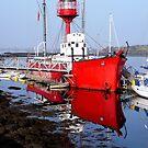 Ballydorn Lightship by ragman