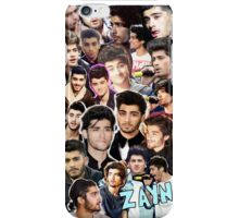 Zayn Collage 1 iPhone Case/Skin
